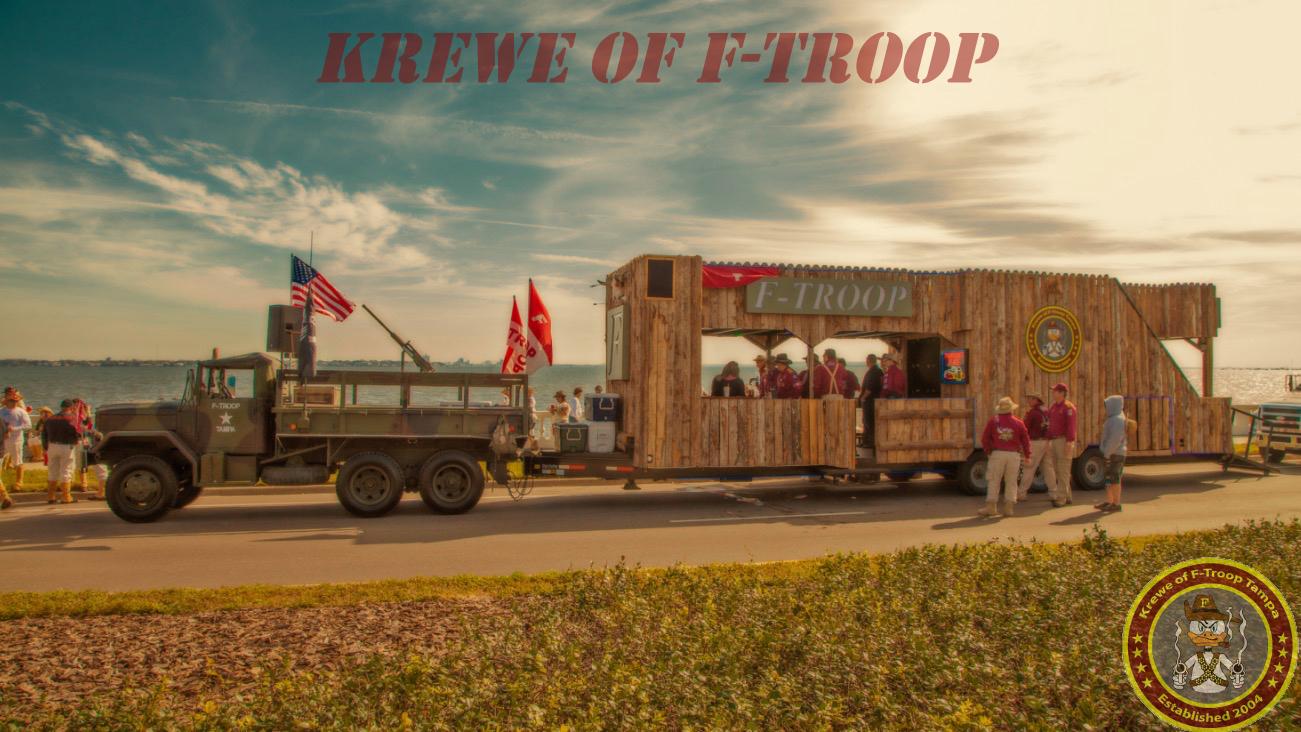 F-Troop Tampa